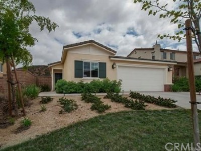 Lake Elsinore Single Family Home For Sale: 34220 Kalanchoe Road