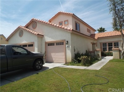 San Jacinto Single Family Home For Sale: 128 Dusk Lane