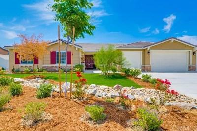Menifee Single Family Home For Sale: 31533 Northfield Lane