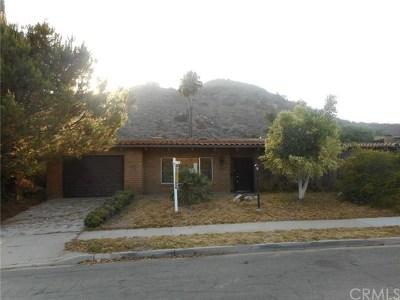 Fallbrook Single Family Home For Sale: 3205 Via De Todos Santos