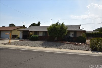 Menifee Single Family Home For Sale: 25760 Middlebury Way