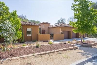 Fallbrook Single Family Home For Sale: 1131 Shadowcrest Lane