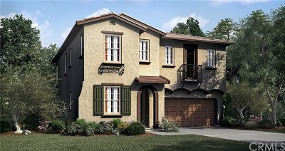 Chino Single Family Home For Sale: 8809 Celebration