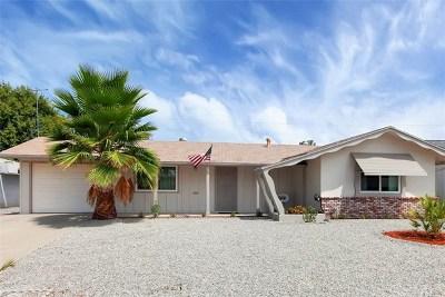 Menifee Single Family Home For Sale: 29276 Pebble Beach Drive
