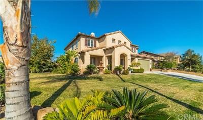 Corona Single Family Home For Sale: 2192 Summerset Street