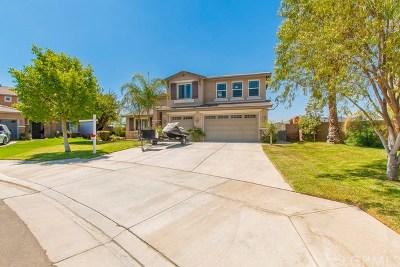 Perris Single Family Home For Sale: 1524 Ravenna Lane