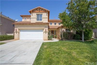 Temecula Single Family Home For Sale: 33424 Barrington Drive