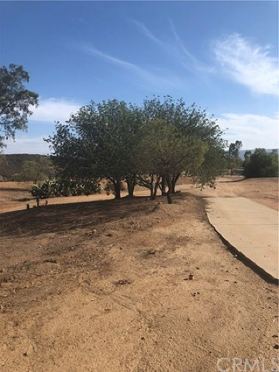 Wildomar Residential Lots & Land For Sale: 25600 Catt Road