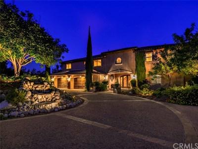 Fallbrook Single Family Home For Sale: 2704 Via Rancheros