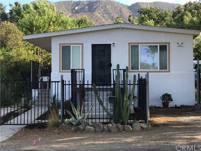 Lake Elsinore Single Family Home For Sale: 17403 Cottrell Boulevard