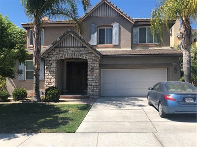 Murrieta Single Family Home For Sale: 22885 Montanya Place