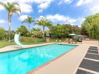 Fallbrook Single Family Home For Sale: 3763 Keri Way
