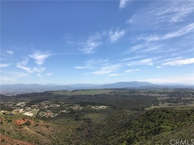 Murrieta Residential Lots & Land For Sale: 41755 Rancho Chaparral
