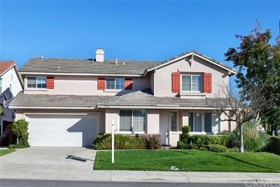 Temecula Single Family Home For Sale: 41038 Simi Court