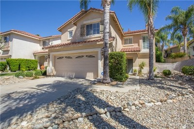 Murrieta Single Family Home For Sale: 23886 Matador Way