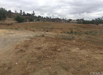 Menifee Residential Lots & Land For Sale: 1 Goetz Road