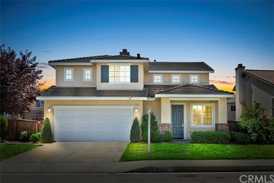 Menifee Single Family Home For Sale: 29383 Falcon Hill Drive