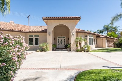 Hemet Single Family Home For Sale: 42220 Richbrough Road