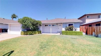 Brea Single Family Home For Sale: 109 E Fir Street