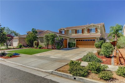 Murrieta Single Family Home For Sale: 38101 Murrieta Creek Drive