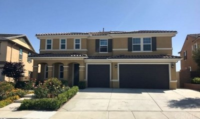 Murrieta Single Family Home For Sale: 30307 Mahogany Street