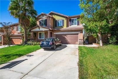 Murrieta Single Family Home For Sale: 38907 Rockinghorse Road