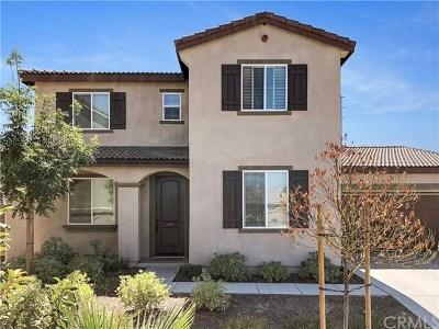Menifee CA Single Family Home For Sale: $419,900