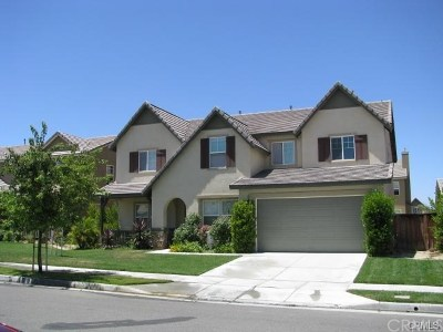 Winchester Single Family Home For Sale: 36373 Flower Basket Road