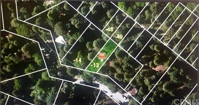 San Bernardino County Residential Lots & Land For Sale: Reservoir