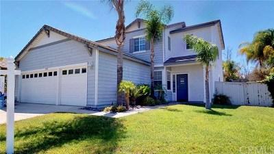 Temecula CA Single Family Home For Sale: $478,000