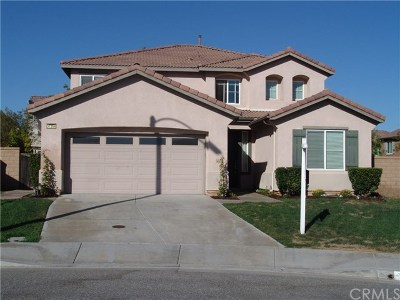 Murrieta Single Family Home For Sale: 37264 Hydrus Place