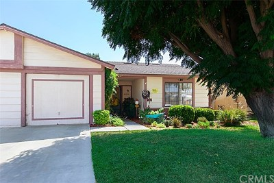 Menifee Single Family Home For Sale: 28220 Chula Vista Drive