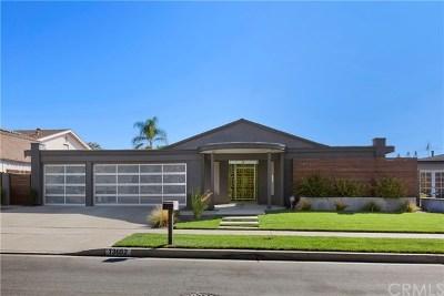 North Tustin Single Family Home For Sale: 13652 Marshall Lane