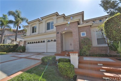 Laguna Niguel Single Family Home For Sale: 4 Brownsbury Road