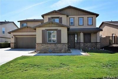 Winchester Single Family Home For Sale: 31553 Koa Court
