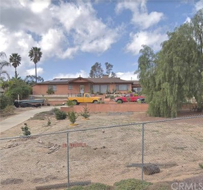 Riverside Single Family Home For Sale: 6754 Valley Drive