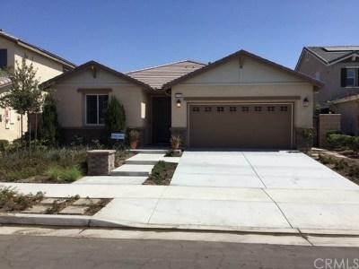 Jurupa Single Family Home For Sale: 6970 Cache Creek Way