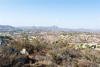 Temecula Residential Lots & Land For Sale: Via View