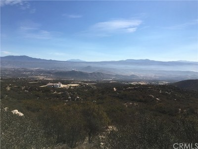 Temecula Residential Lots & Land For Sale: Denise Road