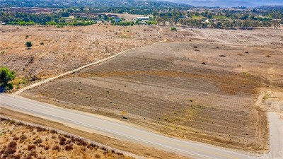 Temecula Residential Lots & Land For Sale: Benton Rd.