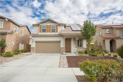Murrieta Single Family Home For Sale: 31578 Tuberose Road