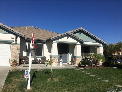 Winchester Single Family Home For Sale: 31436 Kailua Drive