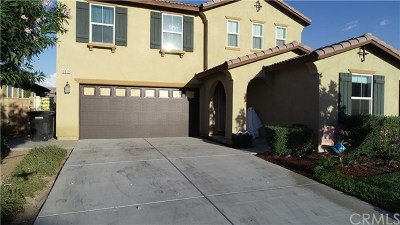 Perris Single Family Home For Sale: 3419 Buffalo Road