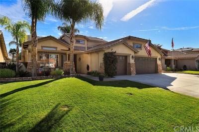 Hemet, San Jacinto Single Family Home For Sale: 26148 Corte Tecolote