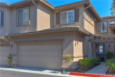 Aliso Viejo Condo/Townhouse For Sale: 24 Iron Bark