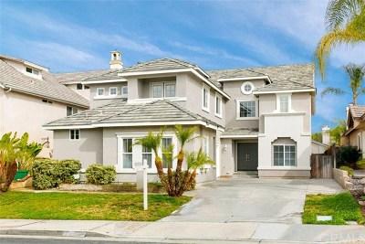 Murrieta Single Family Home For Sale: 29820 Gardenia Circle