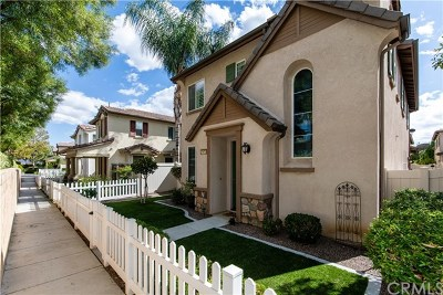 Murrieta Single Family Home For Sale: 27672 Passion Flower Court