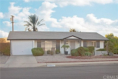 Menifee Single Family Home For Sale: 26590 Ridgemoor Road