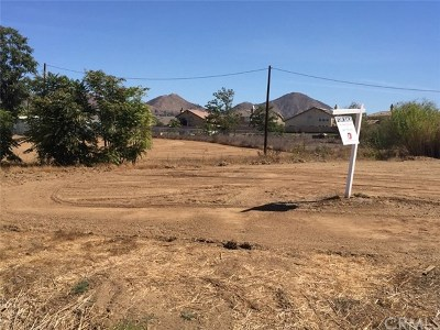 Wildomar Residential Lots & Land For Sale: Canyon Drive