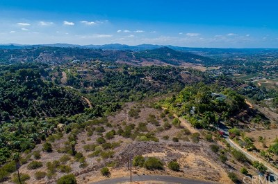 Fallbrook Residential Lots & Land For Sale: Wilt Road